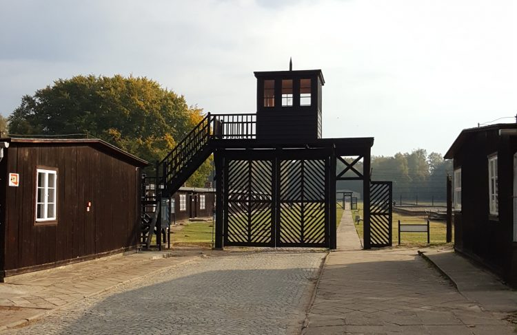Stutthof Concentration Camp Museum Gate