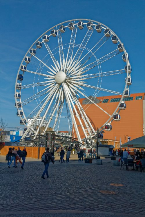 Viewpoints in Gdansk - Amber Sky Viewpoint