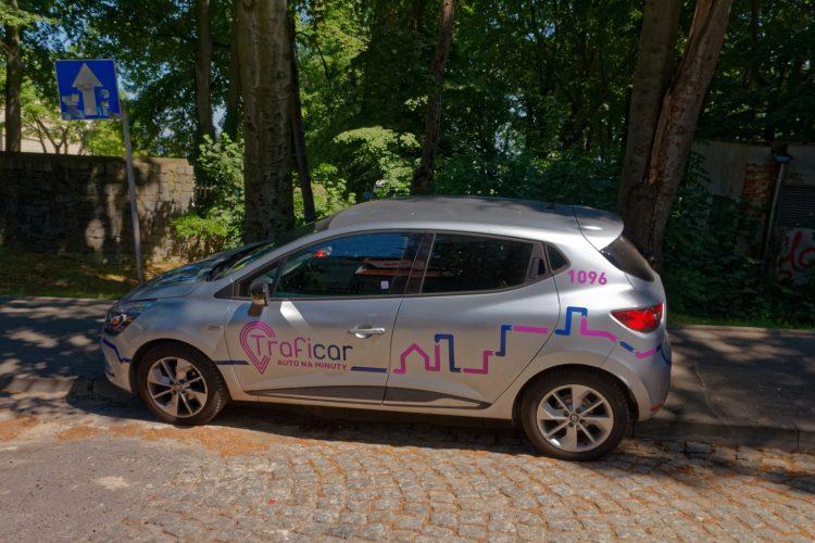 Car sharing in Gdansk