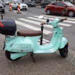 Coches, motos y scooters para compartir en Gdansk
