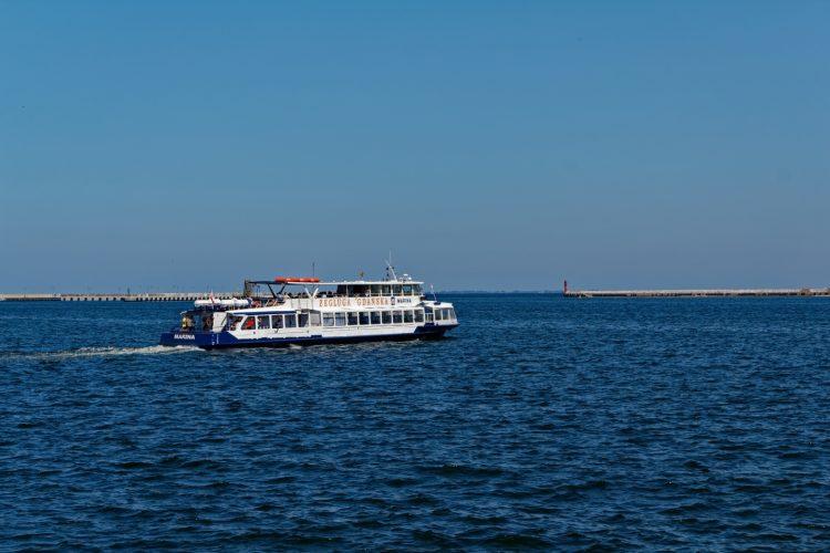 Gdansk to Hel ferry