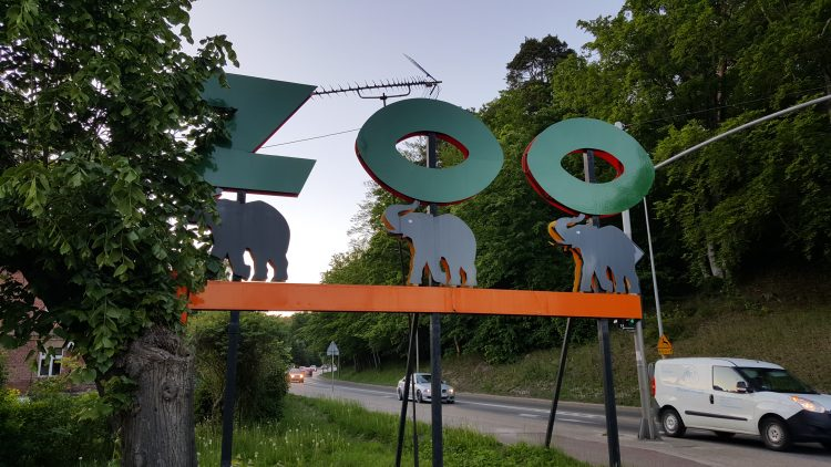ZOO in Gdansk