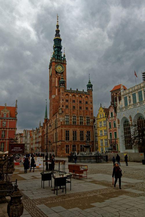 Gdansk - Main city - City hall