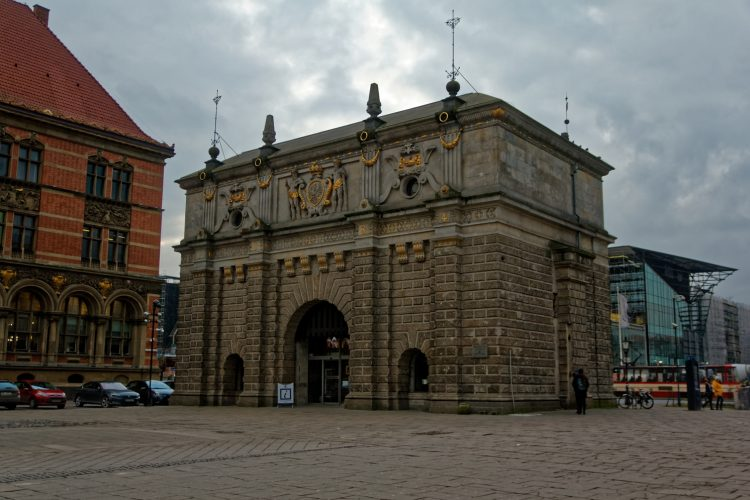 Gdansk in one day - Wyzynna Gate