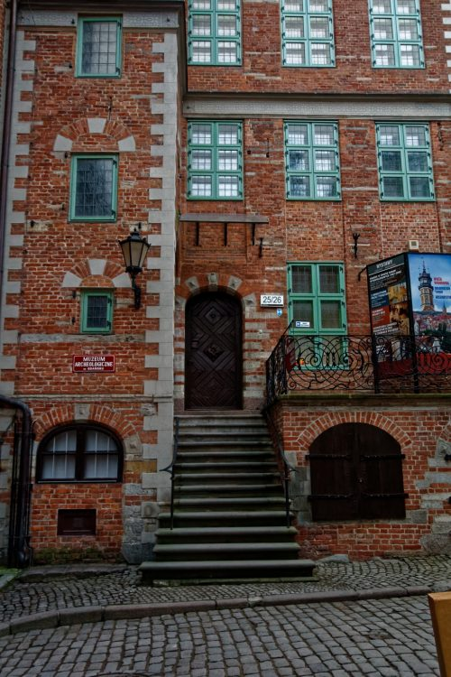 Museums in Gdansk - Archeological Museum