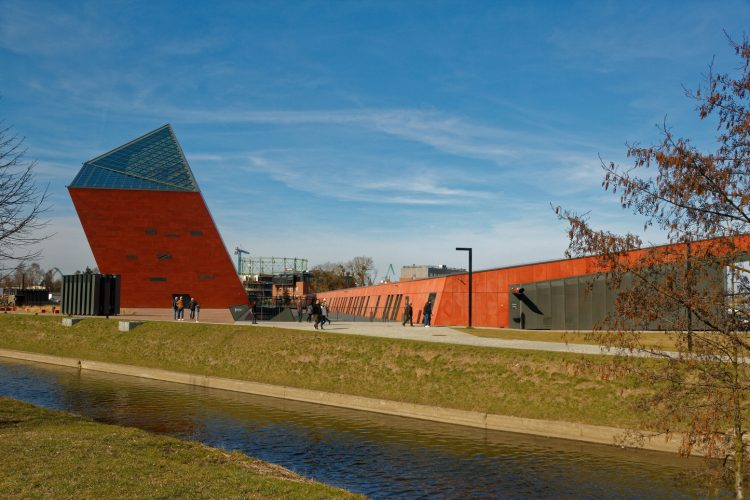 Museums in Gdansk - Second World War Museum