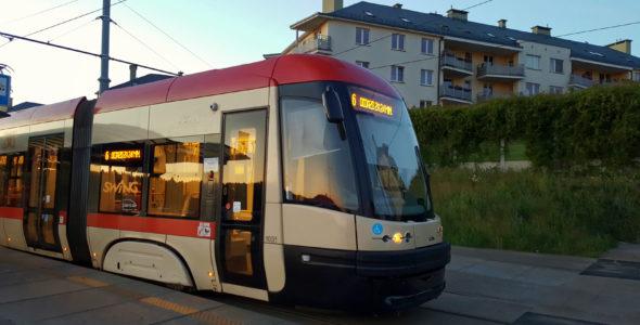 El transporte público en Gdansk y Triciudad