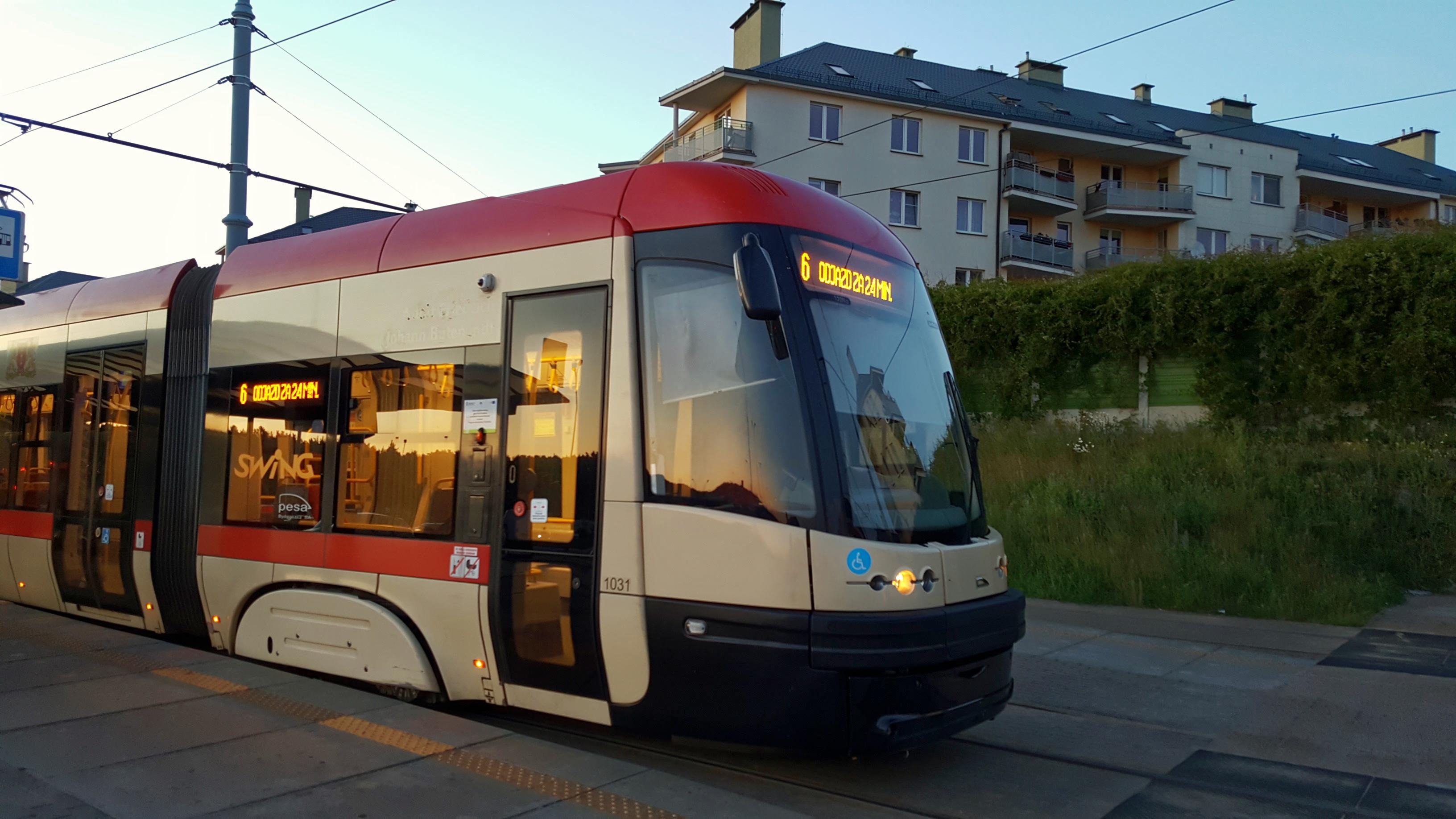 Unikalne Public transport in Gdansk and Tricity - Explore Gdansk DR01
