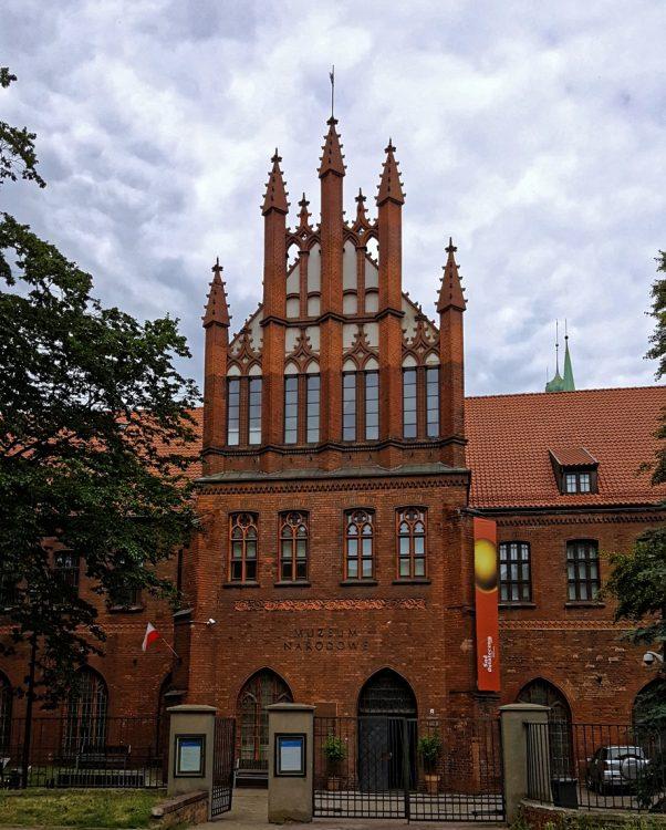 Museums in Gdansk - National Museum in Gdansk
