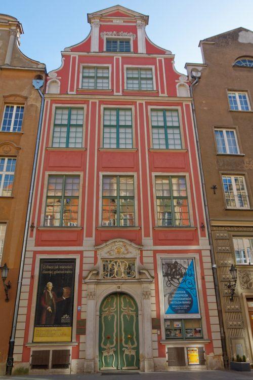 Museums in Gdansk - Uphagen's House Museum