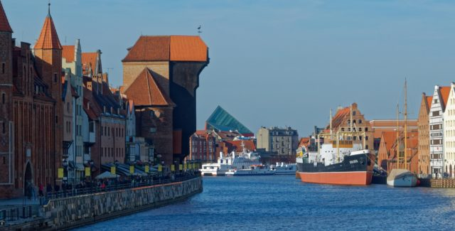 Gdansk in one day