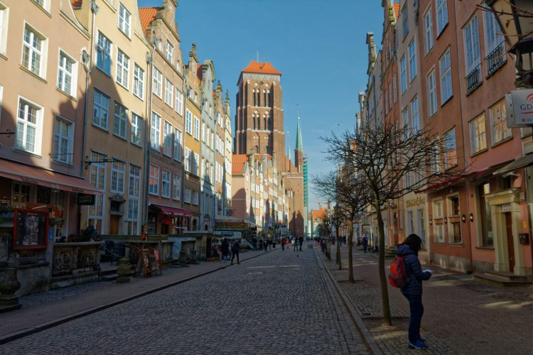 Things to do in Gdansk - visit St. Mary's church