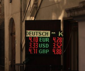Currency exchange in Gdansk