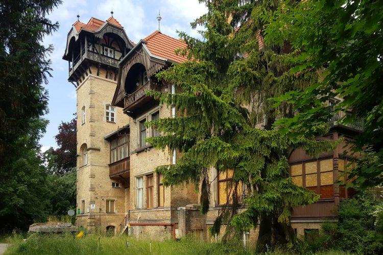 Sopot - Goyki Street - Wilhelm Juencke's villa