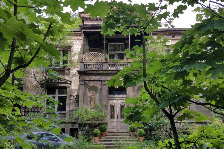 Sopot - Obroncow Westerplatte - Berger's Villa