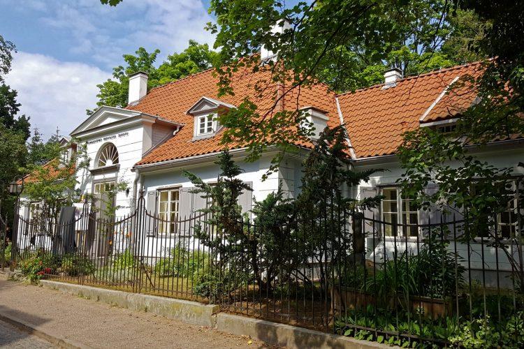 Sopot - Sierakowskich Manor