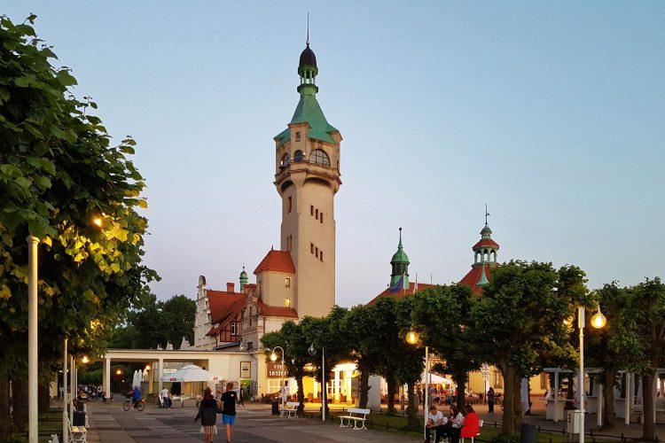 Sopot - lighthouse