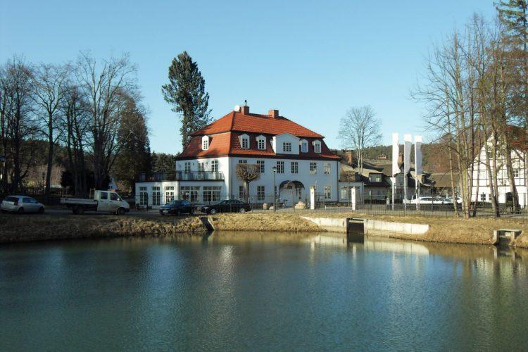 Hotels in Gdansk - Dwor Oliwski in Gdansk Oliwa