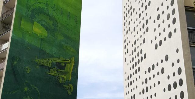 Murals Gdansk Zaspa