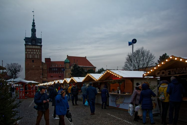 Gdansk Christmas Fair - Food Court
