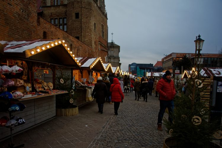 Gdansk Christmas Fair - Stalls
