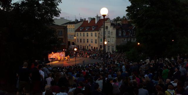 FETA – International street and open-air theatres festival in Gdansk