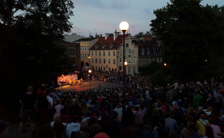 FETA - International street and open-air theatres festival in Gdansk