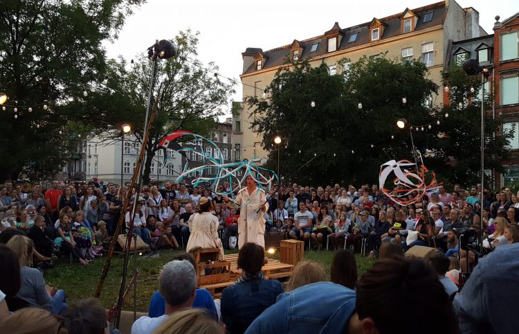 FETA - International street and open-air theatres festival in Gdansk