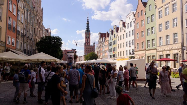 St. Dominic's Fair in Gdansk - Dlugi Targ