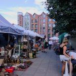 Feria de Santo Domingo en Gdansk