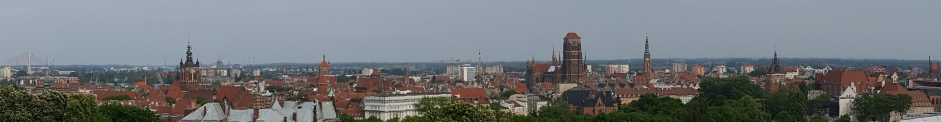 Viewpoints in Gdansk