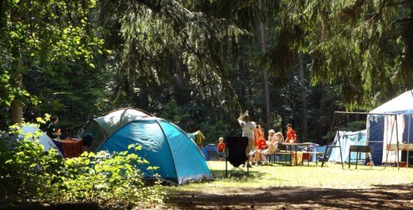 Camping in Gdansk