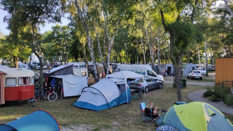 Camping Gdansk Jelitkowo/Sopot
