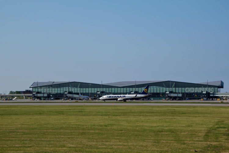 Cómo llegar del aeropuerto Gdansk al centro de Gdansk
