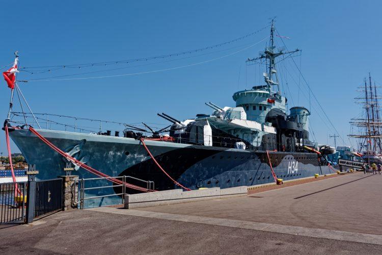 Blyskawica destroyer
