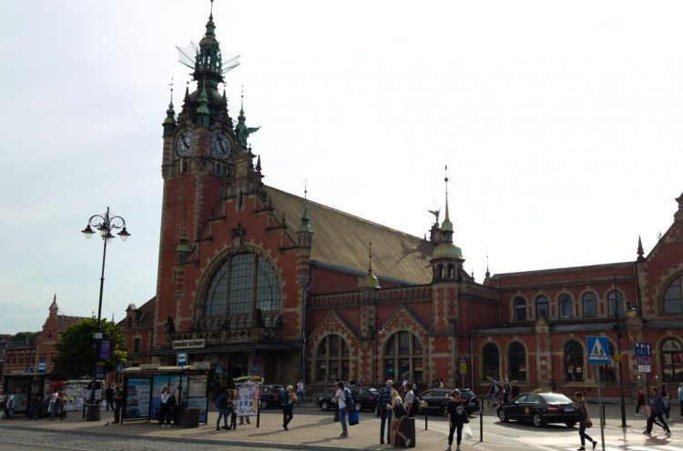 Gdansk Train Station
