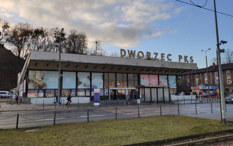 Gdansk bus station