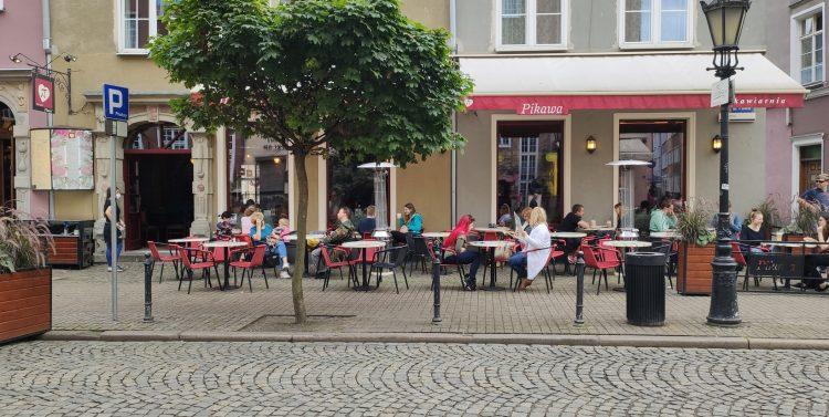 Best cafe in Gdansk - Pikawa