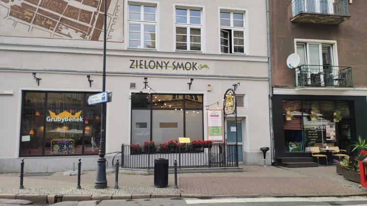 Where to eat in Gdansk - Zielony Smok